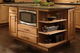 ideas for above kitchen cabinet space where to put the microwave in your kitchen