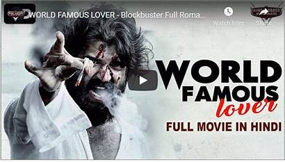 Famous Lover Movie Movies Hindi Dubbed Indian