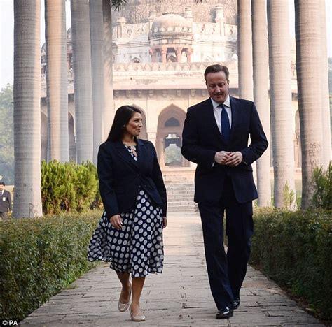 MP Priti Patel born to immigrant newsagent supported ...
