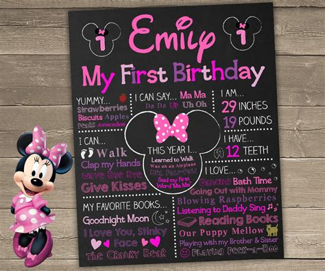 cuisine minnie minnie mouse 1st birthday food ideas pixshark