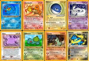 Fake Pokemon Cards YS Set 1