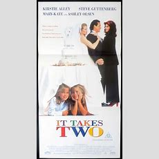 It Takes Two Original Daybill Movie Poster Howard Erollins Jnr Norman Jewison