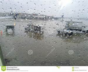 Rain Drops Window Stock Images - Image: 32480694