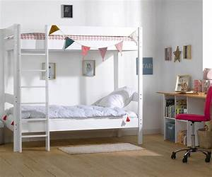 Kinder Matratze 90x190 : kinder etagenbetten clay aus massivholz f r zwei kinder ~ Frokenaadalensverden.com Haus und Dekorationen