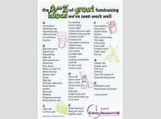 fundraising ideas for work uk