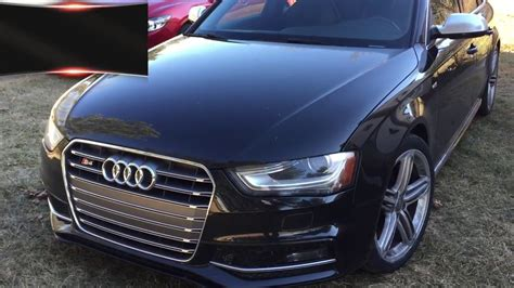 Buying Tips For A Used High Mileage 2014 Audi S4 B8 B8.5