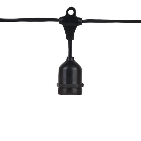 outdoor patio string lights 108 e26 commercial patio