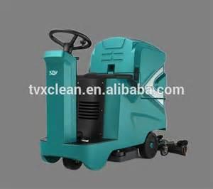floor washing machine ride on scrubber dryer battery type