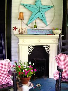 Shabby Chic Diy : shabby chic decorating ideas for porches and gardens diy ~ Frokenaadalensverden.com Haus und Dekorationen