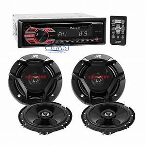 Pioneer Mp3 Player : pioneer car cd mp3 radio stereo player with 4 of jvc 6 5 ~ Kayakingforconservation.com Haus und Dekorationen
