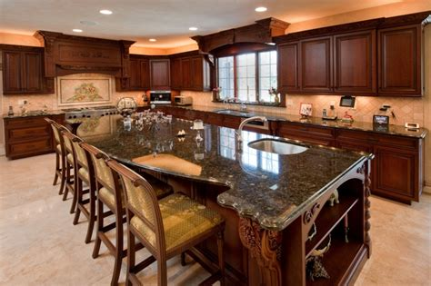 custom kitchen island design 30 best kitchen ideas for your home