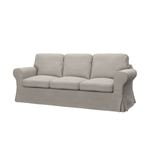 sofa covers for 3 seater sofa ikea ektorp 3 seat sofa bed cover from soferia 50 off