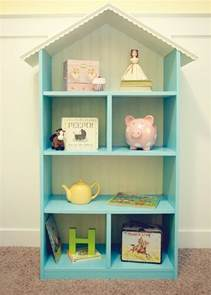 DIY Dollhouse From Bookshelf