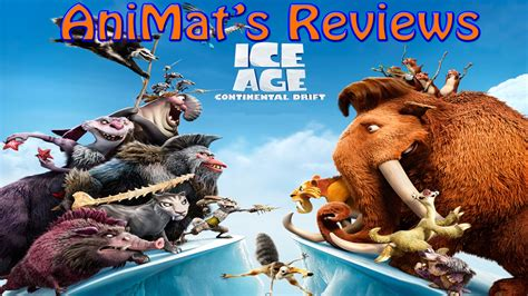 AniMat's Reviews - Ice Age: Continental Drift | Electric ...