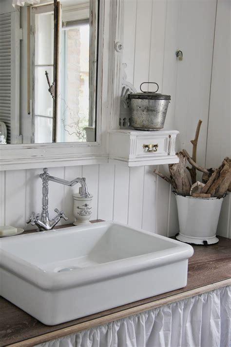 Kleine Badezimmer Landhaus by Schwanenteich Homestyle Tips Shabby Cottage In 2019