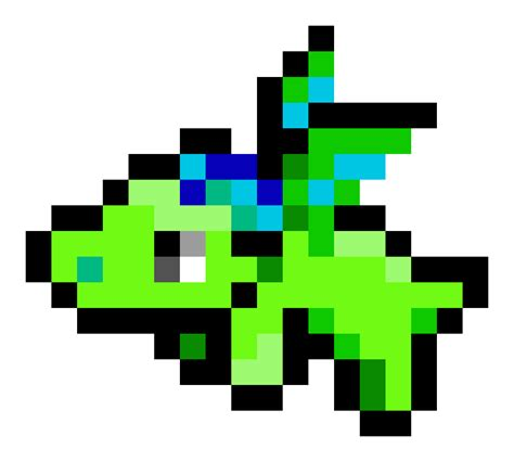 High Pixel Background Images Photo Collection Dragon Pixel Art For