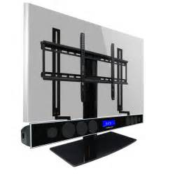 Samsung Wireless Home Theater Speakers by Universal Tv Stand Kit With Bluetooth Soundbar And