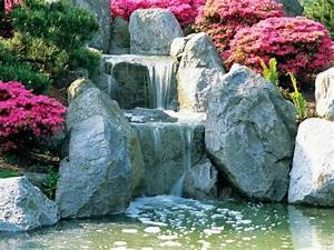 Wasserspiele Im Garten : best 25 japanischer garten anlegen ideas on pinterest ~ Michelbontemps.com Haus und Dekorationen