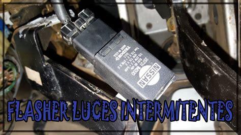 flasher de luces intermitentes youtube