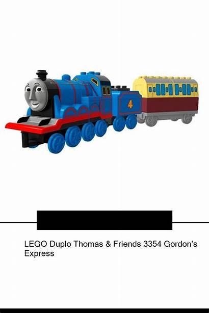 Thomas Gordon Friends Lego Express Duplo Train