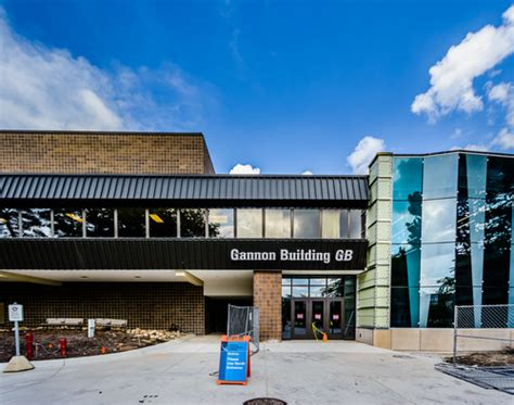 Gannon Building Radiates With #starpower As Services Move