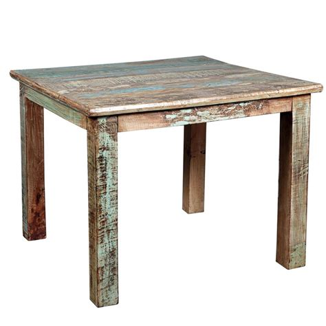 small rustic kitchen table rustic reclaimed wood distressed small kitchen dining table