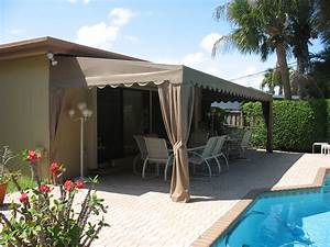 Awnings patio mommyessencecom for Outdoor awnings for patios