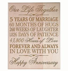 top 20 best 5th wedding anniversary gifts With 5th year wedding anniversary