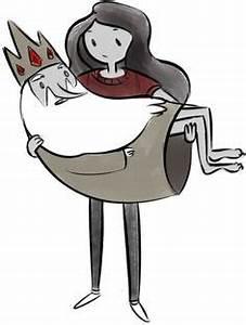 Simon & Marcy | The Ice King & Marceline the Vampire Queen ...