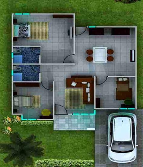 desain rumah kecil  simple desain rumah sederhana