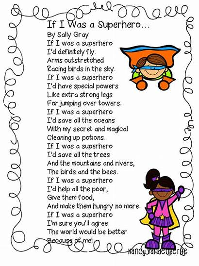 Super Heroes Poem Superhero Hero Poems Themselves