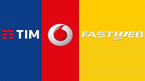 offerta telefonia mobile vodafone tim vodafone e fastweb le offerte speciali per la
