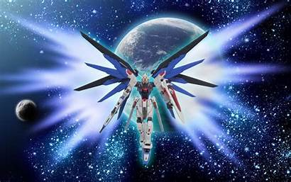 Gundam Freedom Desktop Strike Seed Destiny Wallpapers