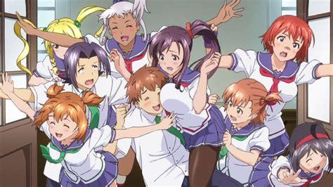 Anime Harem Terbaik Di Jepang 10 Anime Ecchi Terbaik Menurut Fans Jepang Aku Senang