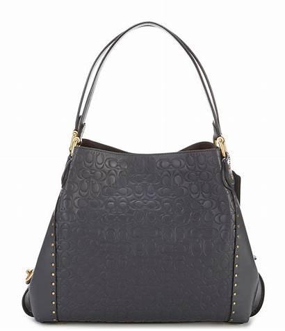 Coach Signature Leather Bag Shoulder Handbags Dillards