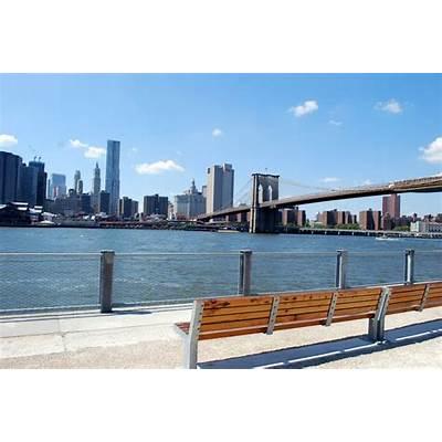 Mille Fiori Favoriti: The Brooklyn Bridge Park