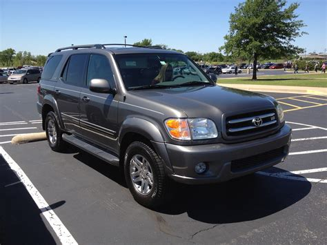2004 Toyota Sequoia Reviews by 2004 Toyota Sequoia Exterior Pictures Cargurus