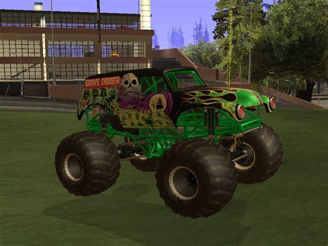old grave digger monster truck emonterogta grave digger converter from monster jam