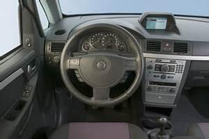 Fiche Technique Opel Meriva : fiche technique opel meriva i 1 4 twinport enjoy 2009 ~ Maxctalentgroup.com Avis de Voitures