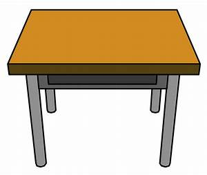 Classroom Table Clipart Clip art of Table Clipart 3767