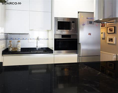 cocina americana blanca moderna cocinas suarco fabrica