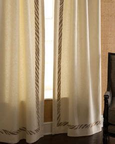 window treatments on shades curtains