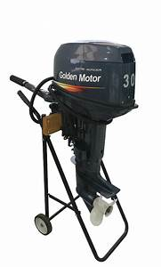 Electric Outboard Motor - Epo-50hp