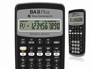 Npv Berechnen : ba ii plus financial calculator deutschland ~ Themetempest.com Abrechnung