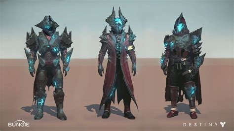 New Set 3 Art Wall Sticker 3d Decals Removable Mural Home: Here's The New Raid Gear You Can Get In Destiny Age Of