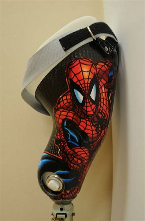 designer limbs top pimped  prosthetics