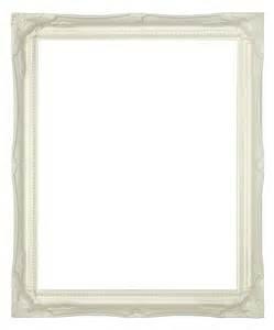 Black and White Wedding Frame