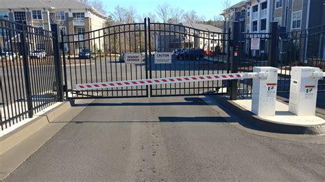 atlanta driveway gates  entries
