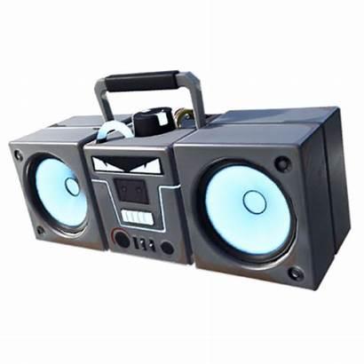 Fortnite Boom Box Vaulted Radio Boombox Weapons