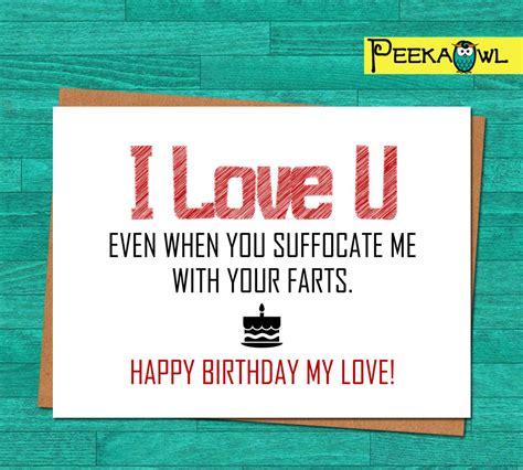 birthday card template husband printable birthday cards boyfriend free printables